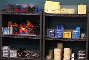 Faculty and Staff supplies through the Service Bureau